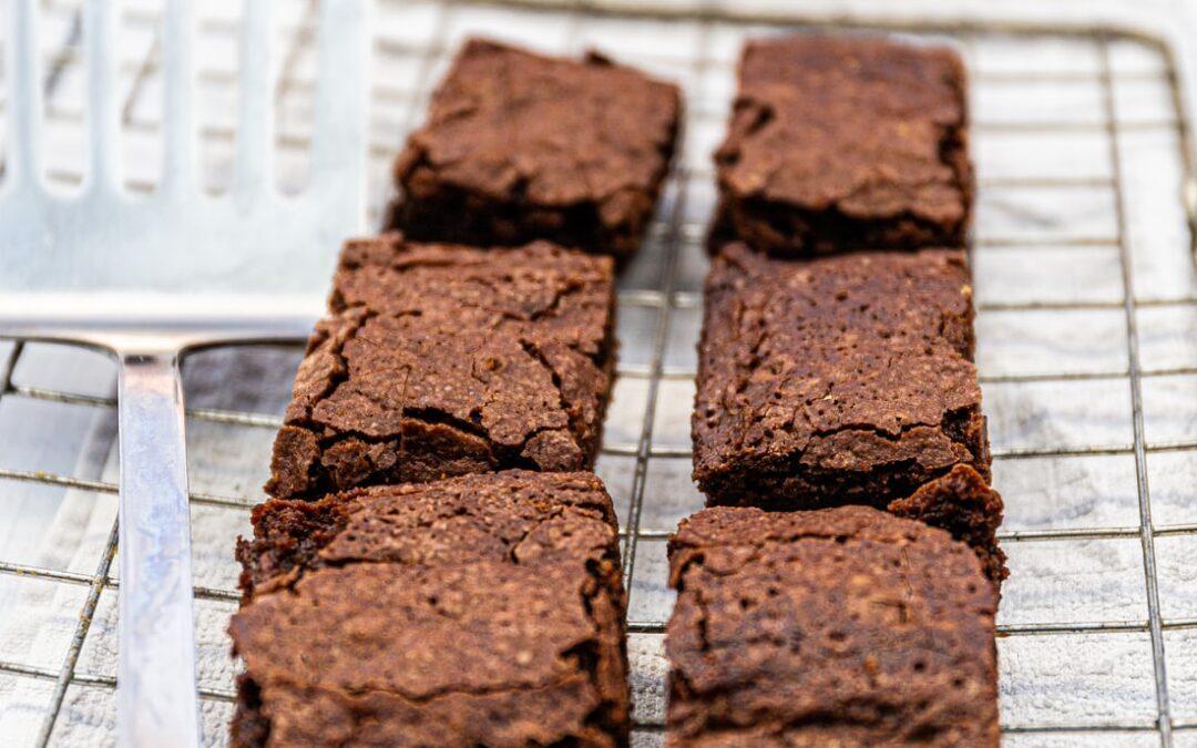 Przepis na fit brownie