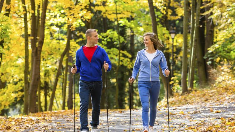 Nordic walking – forma cardio?