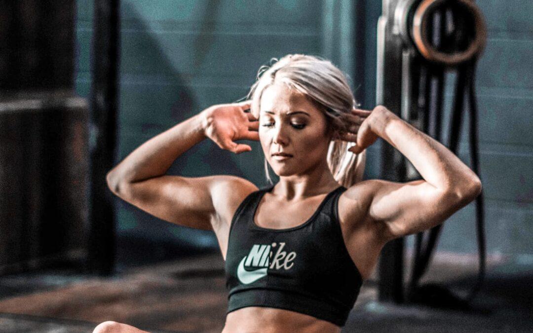 Jak oddychać w treningu siłowym